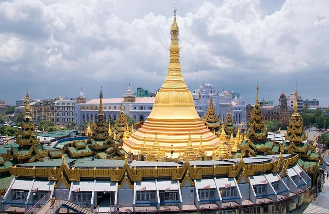 Sule Pagoda (Sule Paya)