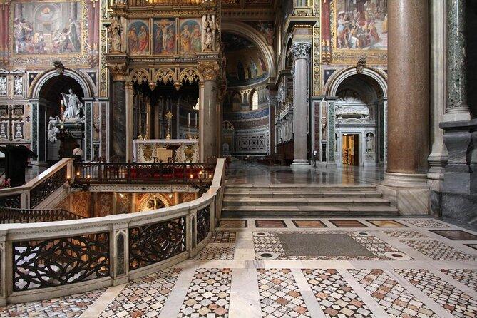 Basilica of St. John Lateran (Basilica di San Giovanni in Laterano)