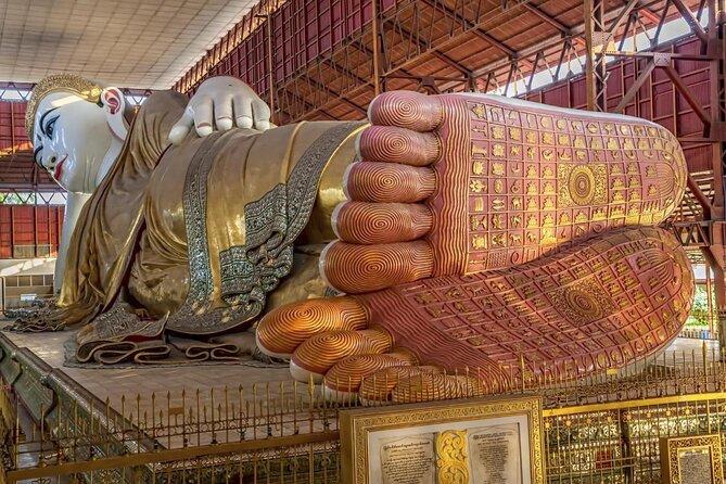 Chaukhtatgyi Paya (Tempio del Buddha Chaukhtatgyi)