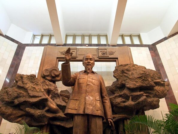 Ho Chi Minh Museum (Bao Tang Ho Chi Minh)