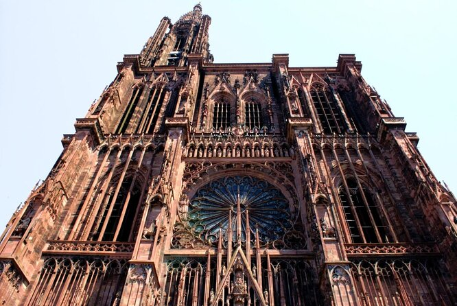 Catedral de Estrasburgo de Notre Dame (Cathédrale Notre Dame de Strasbourg)