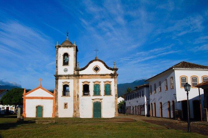 Centro storico di Paraty (Centro Historico Paraty)
