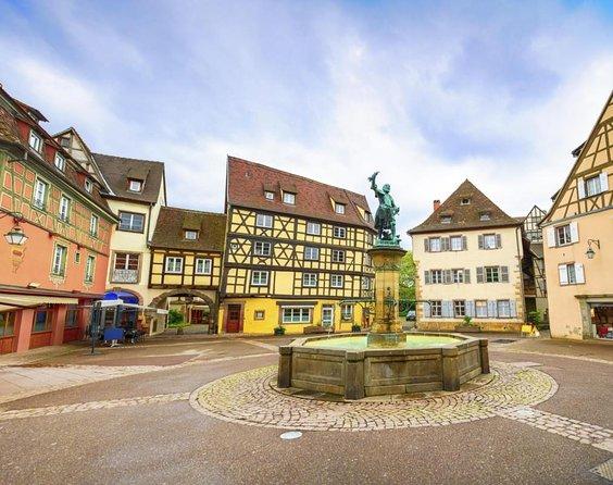 Colmar Old Town (Vieux Colmar)