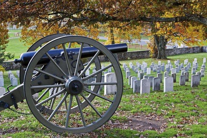 Parc militaire national de Gettysburg