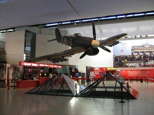 Caen Memorial Museum (Mémorial de Caen)
