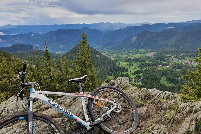 Pamporovo Rent a Bike + E-guide for the Pamporovo Bike Park