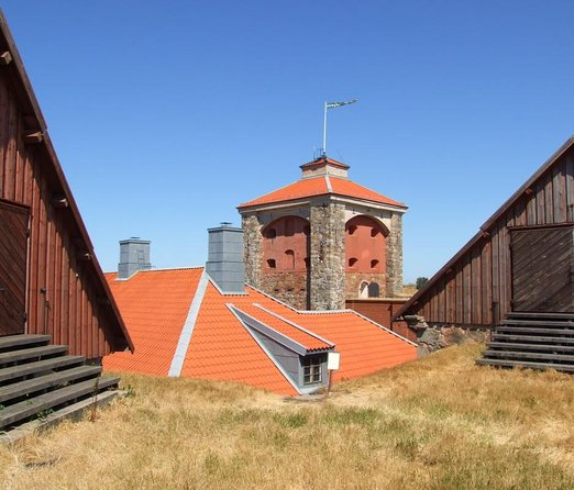 Nya Älvsborg Fortress