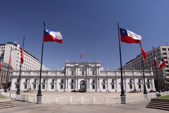 Palast von La Moneda (Palacio de la Moneda)