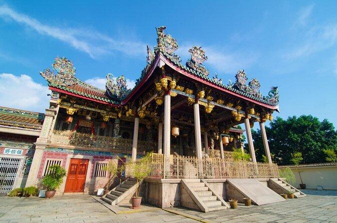 Khoo Kongsi (Leong San Tong Khoo Kongsi Clan House & Museum)