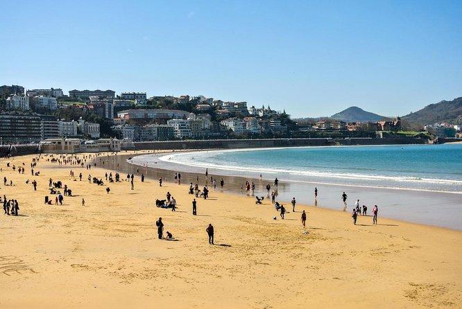 Plage d'Ondarreta (Playa de Ondarreta)