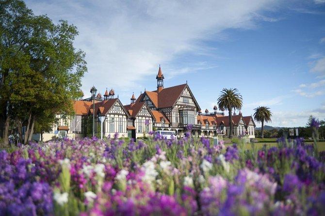 Jardins du gouvernement Rotorua