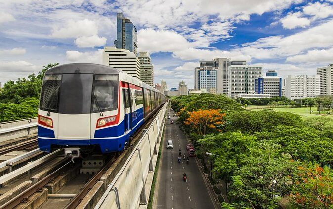 BTS Skytrain (système de transport en commun de Bangkok)