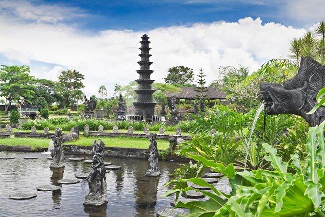 Tirta Gangga Water Garden (Taman Tirtagangga)