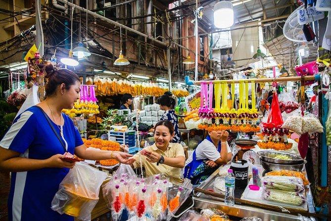 Pak Klong Talad Flower Market (Pak Khlong Talat)