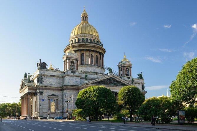Cathédrale Saint-Isaac (Isaakievskiy Sobor)