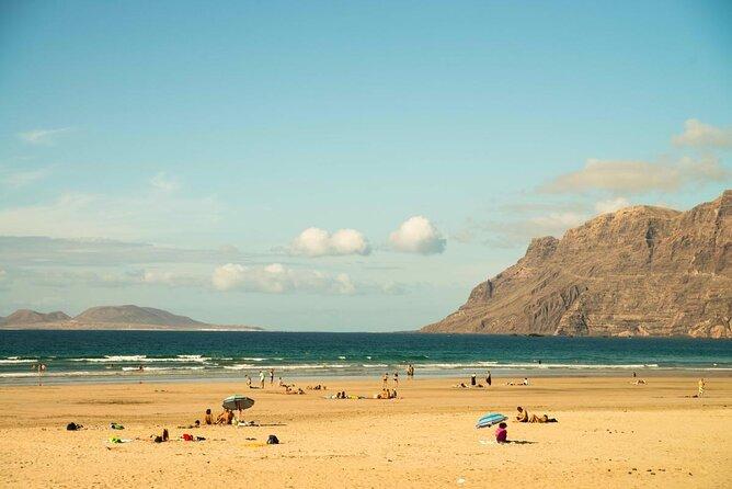 Strand van Famara (Playa de Famara)