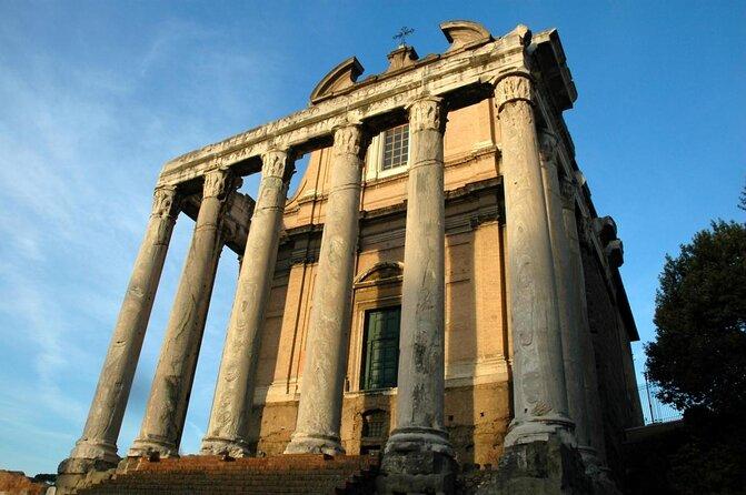 Temple of Caesar (Tempio di Cesare)