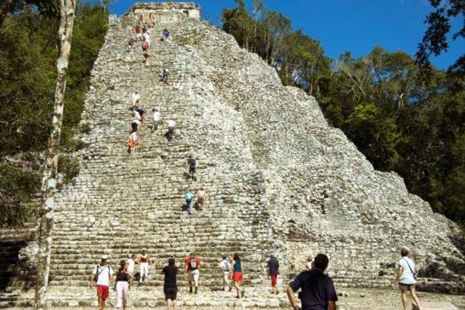 Mayan Ruins of Coba (Zona Arqueológica de Cobá)