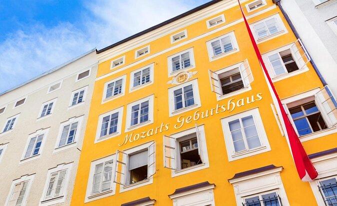 Local de nascimento de Mozart (Mozarts Geburtshaus)
