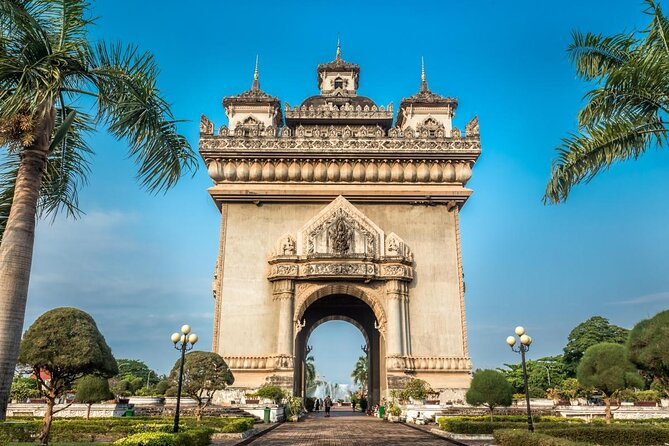 Patuxai (Victory Gate)