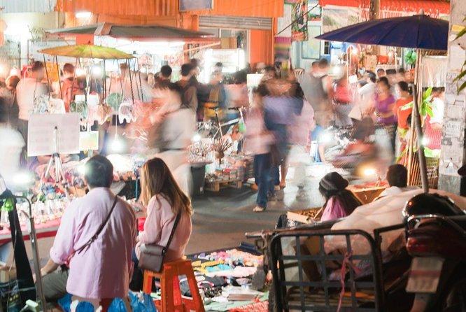 Mercado nocturno de Ningxia
