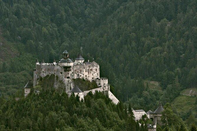 Hohenwerfen Fortress (Erlebnisburg Hohenwerfen)