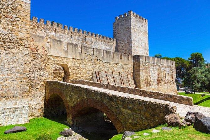 Castelo de Sao Jorge (St. George's Castle)