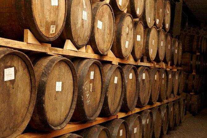 Destilaria Jose Cuervo (Fábrica La Rojeña)