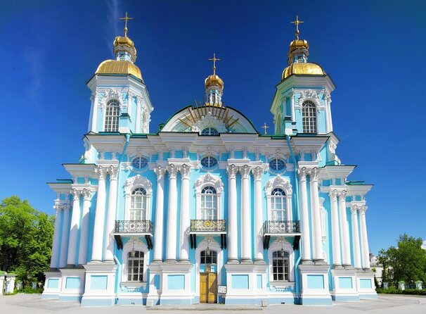 St. Nicholas Naval Cathedral (St. Nicholas Cathedral of the Epiphany)