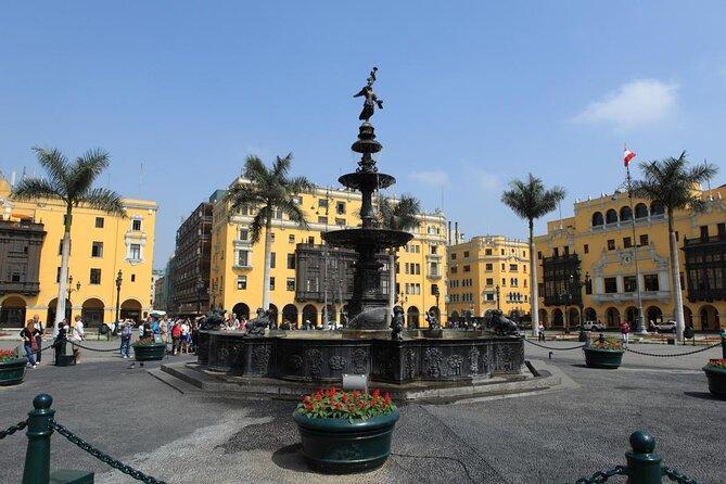 Centro storico di Lima (Centro Historico de Lima)