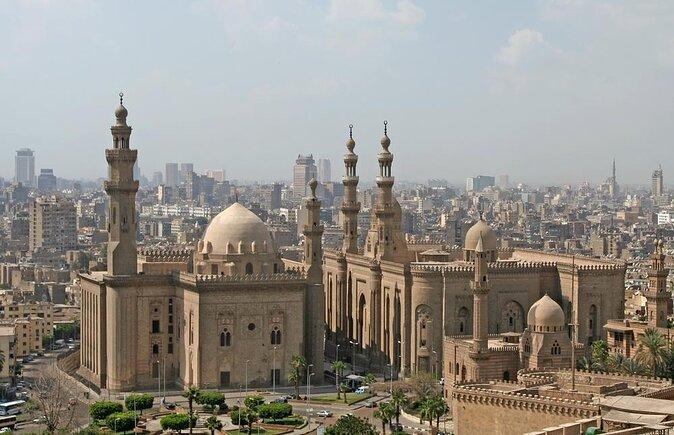 Moschea e madrassa del sultano Hassan