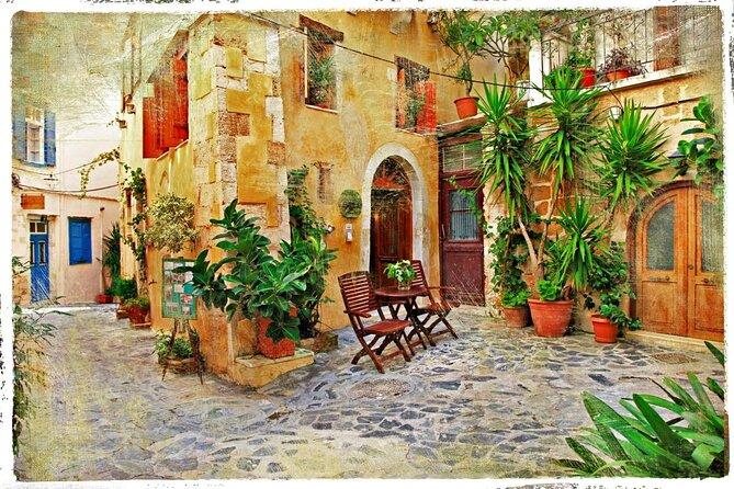 Città vecchia di Chania