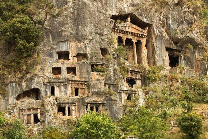 Fethiye Lycian Rock Tombs (Tomb of Amyntas)