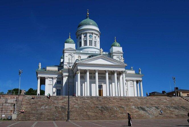 Praça do Senado de Helsinque (Senaatintori)