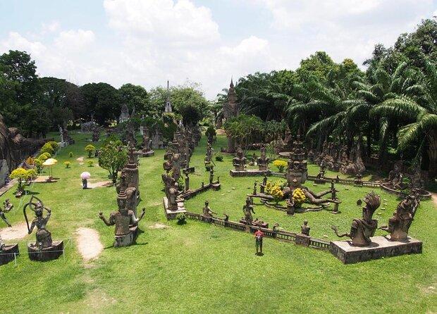 Parc du Bouddha (Xieng Khuan)