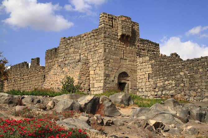 Azraq Castle (Qasr al-Azraq)
