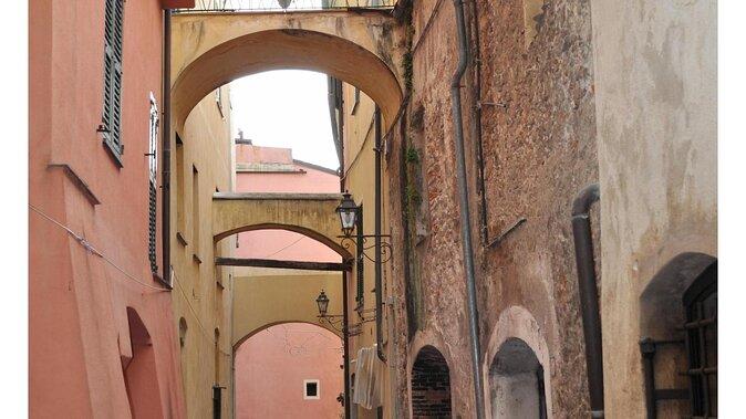 Genoa Via Garibaldi (Via Giuseppe Garibaldi)