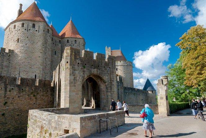 Castillo de Carcassonne (Cité de Carcassonne)