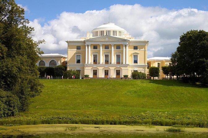 Palais de Pavlovsk (Pavlovskiy Dvorets)