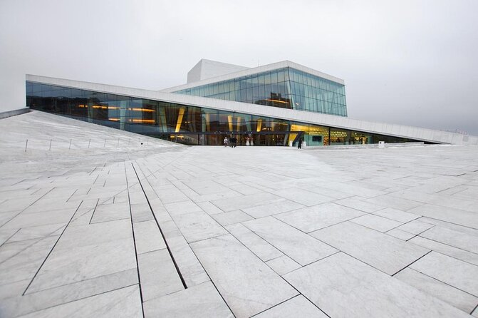 Oslo Opera House (Operahuset)