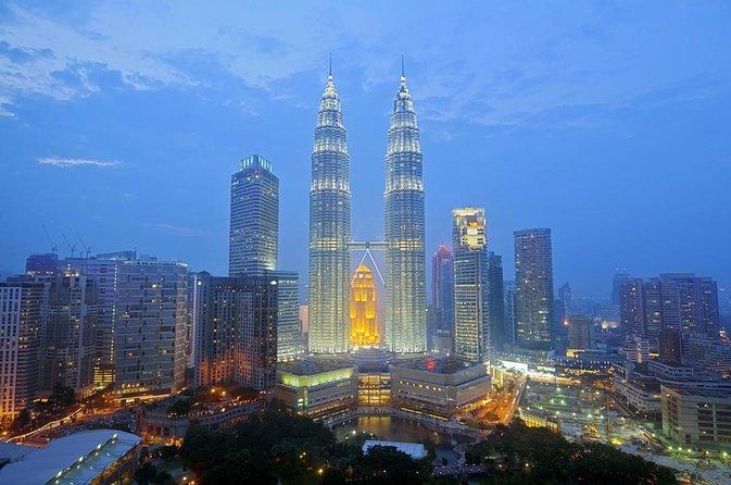 Centre-ville de Kuala Lumpur (KLCC)