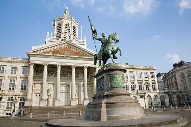 Coudenberg (antiguo palacio de Bruselas)