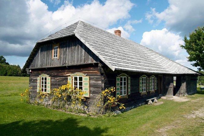 Musée en plein air de Rumsiskes de Lituanie