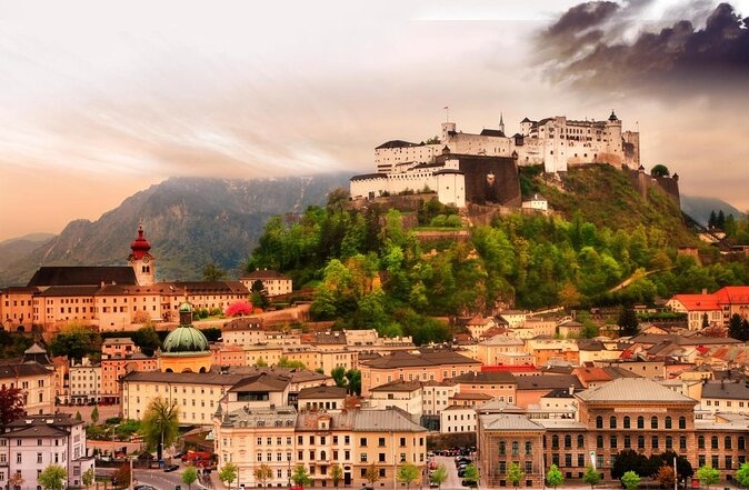 Salzburg Old Town (Salzburger Altstadt)