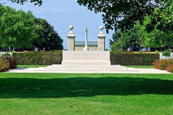 Bény-sur-Mer Canadian War Cemetery