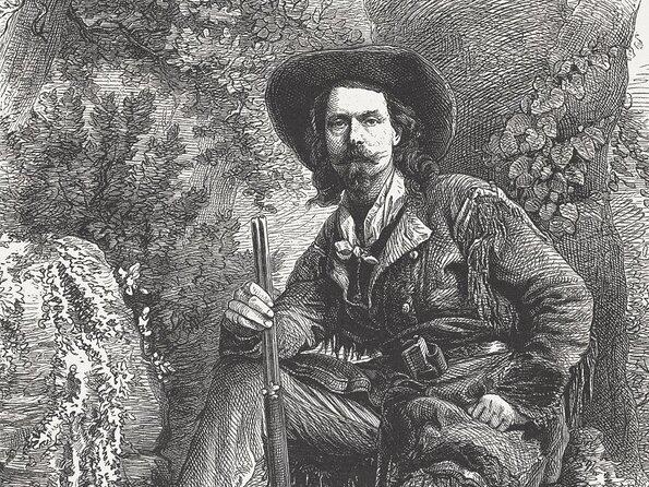 Museo y tumba de Buffalo Bill