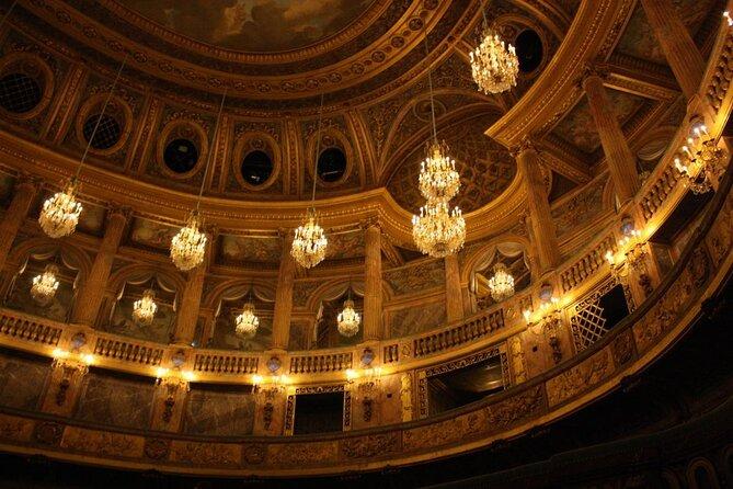 Royal Opera of Versailles (L'Opéra Royal du Château de Versailles)