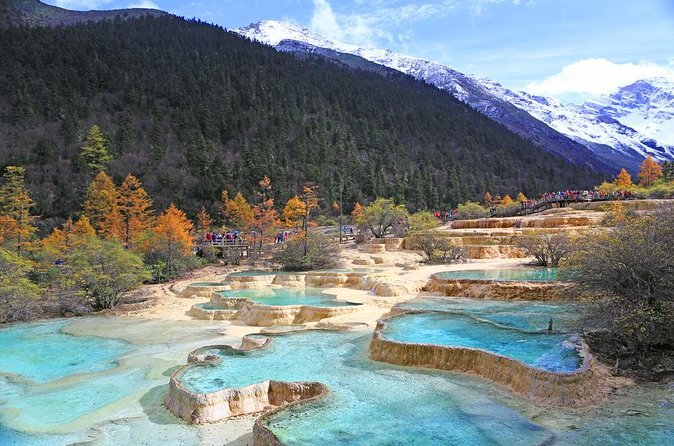 Huanglong National Park (Huanglong Scenic and Historic Interest Area)