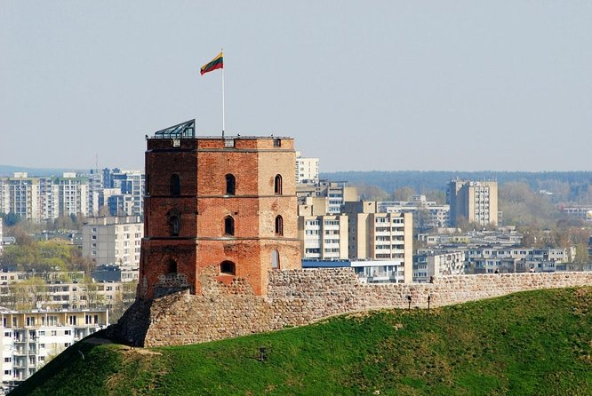 Gediminas Castle Tower (Gedimino Pilies Bokstas)