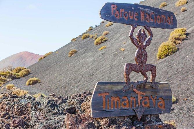 Timanfaya National Park (Parque Nacional de Timanfaya)